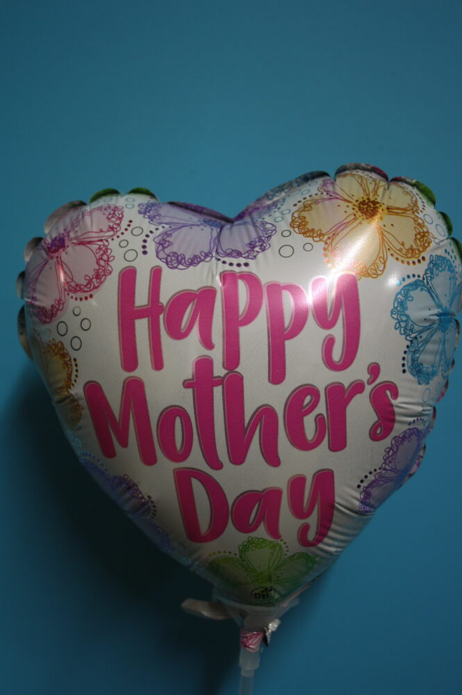 Mother's Day air balloon - design will vary