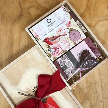 Lux Chocolate Gift Box